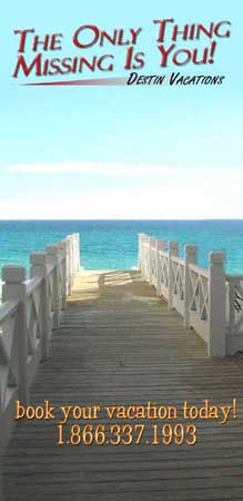 Destin Getaways Vacation Rentals